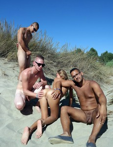 Young Swingers, Spanish photo amateur..