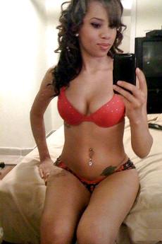Naked ebony latinas private selfies