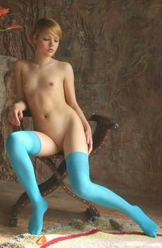 See through lingerie selfshot. She..